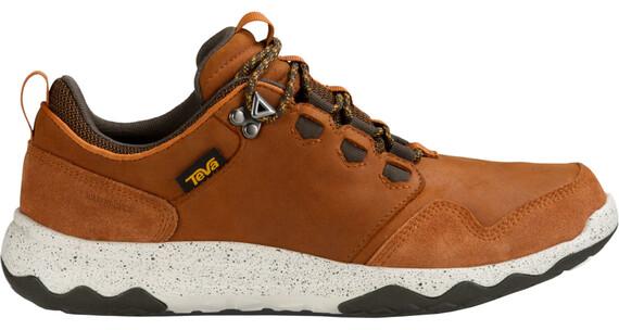 Teva M's Arrowood LUX WP Shoes Cognac